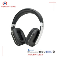 Bluetooth Headphones with 3.5mm Audio In Wired or Wireless Stereo Bluetooth Headset with Mic and NFC Tap to Connect bests headph
