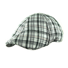 European Style Mens Soft Cotton Beret Hat/Cap