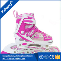 Guangzhou hot sale fashion design agile aggressive inline skates rollerblade