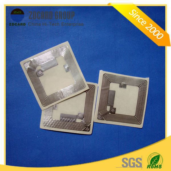 China manufacture passive rfid long distance metal tag