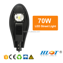 Die casting aluminum housing COB 70w 70 watt led street light