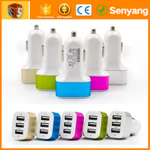 shenzhen mobile phone accessories universal multi port usb charger