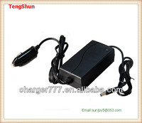 Hot sale 12v2.5a dc dc battery charger for lead acid battery or lifepo4 battery pack