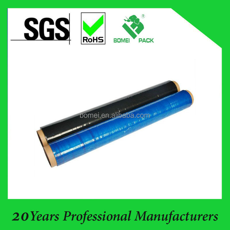Color Stretch Film For Wrapping SGS Approved