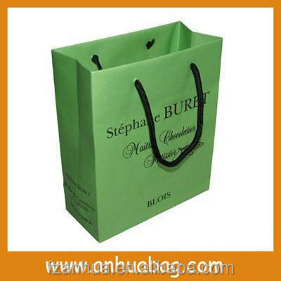 Bottom price useful customized paper gift bag