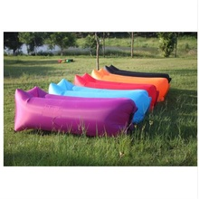 Durable inflatable sofa bed