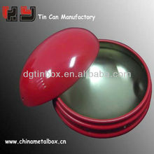 metal gift tin ball