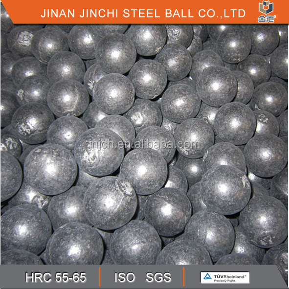 Cast iron grinding ball ,grinding media with low breakage rate