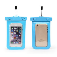 Pvc Waterproof Mobile Phone Bag Cell