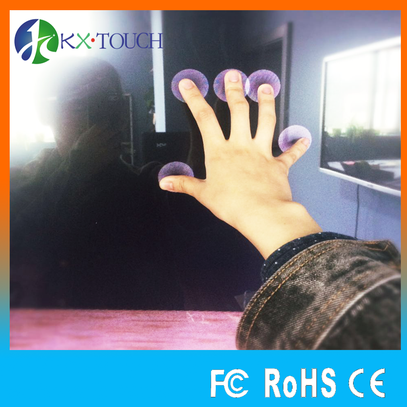 Infrared multi touch frame for used touch screen monitor
