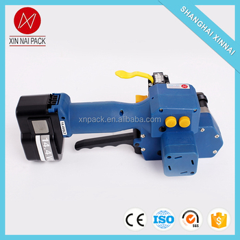 Special useful electric plastic band package equipments