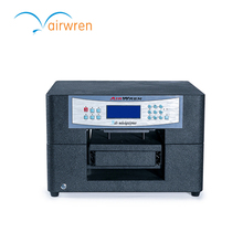 new products small t-shirt printing machine manufacturers flower canvas printing HAIWN-T400
