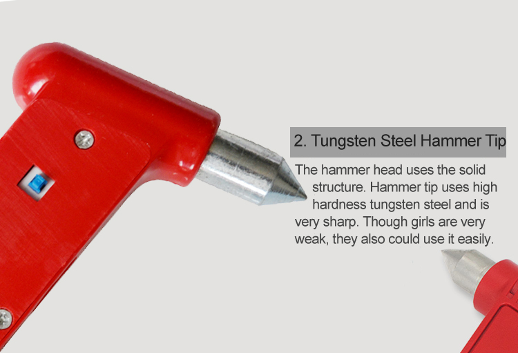 New multifunctional auto hammer
