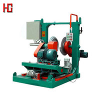 Old Tyre Buffing Machine For Tire Retreading processing