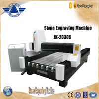 Heavy duty and T lathe bed stone carving cnc engraving machine 2030 Marble, Granite etc.