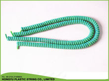 Coiled elastic cord , spiral elastic string