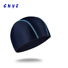 Waterproof Fashion design Adult funny silicone Swim Cap For Long Hair
