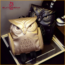 2017 custom Fashion owl Classical Style Quilted Pu Leather Shell Handbag Hand Bag women Shoulder Bag for Woman Ladies