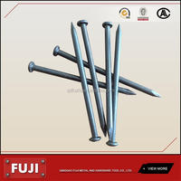New Products Concrete Cement Black Steel Nail