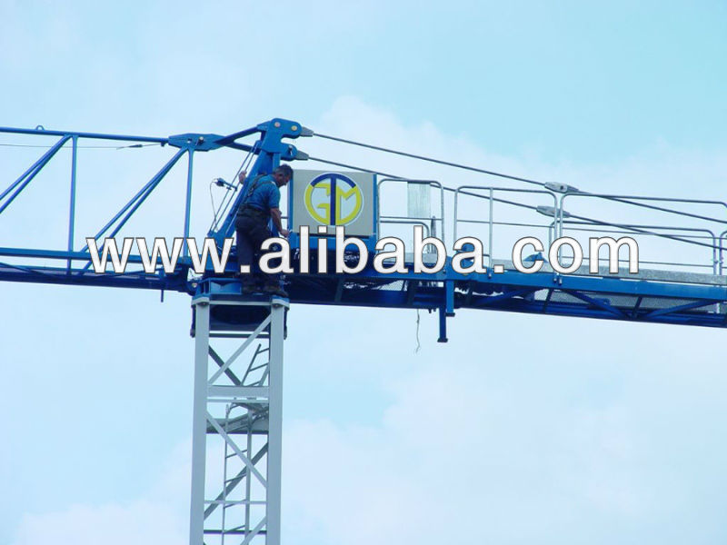 Tower Cranes from Turkey Manufacturer