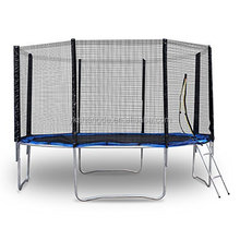 13ft trampoline for sale is 4m trampoline with safety net 13ft big outdoor trampoline