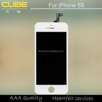 alibaba express in USA,wholesale mobile phone lcds for iphone 5s lcd digitizer with assembly