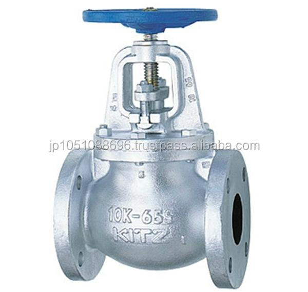 Reliable valve types made in japan for all factory