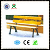 Outdoor wood bench price , outdoor benches , garden benches for sale (QX-144G)