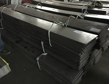 stainless steel EN 1.4110 ( DIN X55CrMo14 ) hot and cold rolled sheet ( plate )