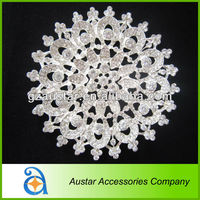 Various Designs Pearl Rhinestone Brooch Pin