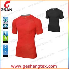 Popular blank basketball shooting shirts