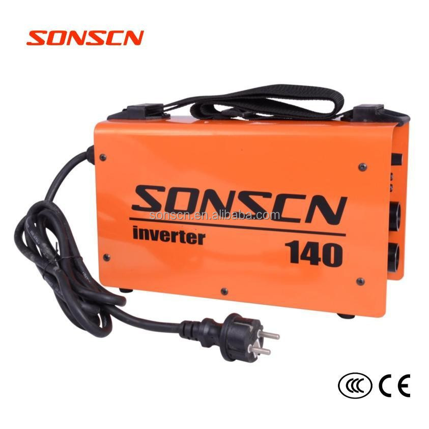 DC mma Single phase portable arc welding machine