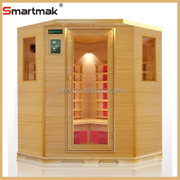 6 person simple install hemlock Finnish sauna