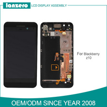 Replacement LCD Screen for Blackberry Z10 Mobile LCD Assembly for Blackberry Z10