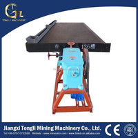Ore Dressing Machine Wave Gold Table