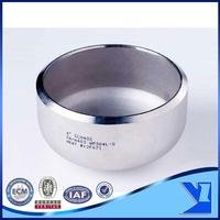 top quality seamless Sch10s alloy steel end cap supplier