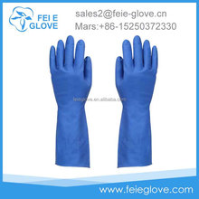 "CE certified 12"" leather work gloves"