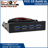 High Speed 4 Port Usb3 0