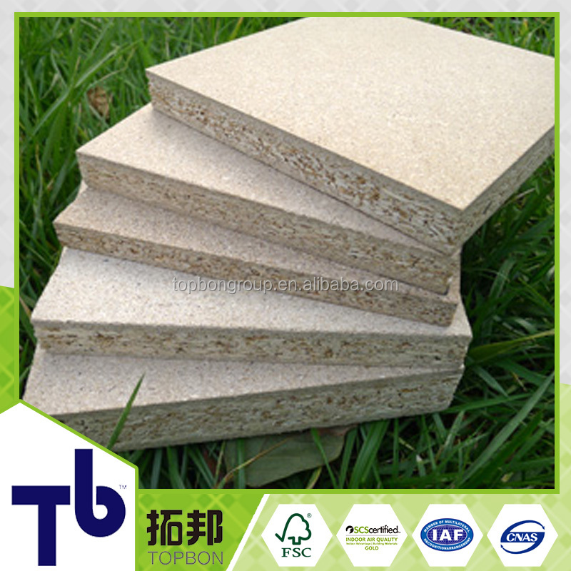 Plain High Quality Popular Chipboard For Furniture