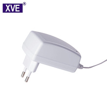 Newest design wall mount US plug 9 Volt 1.5 Amp/9v 1.5a ac dc power adapter charger For Strip LED by XVE