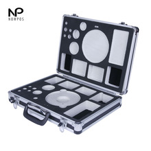 Aluminum black carrying precision instrument case at an affordable price