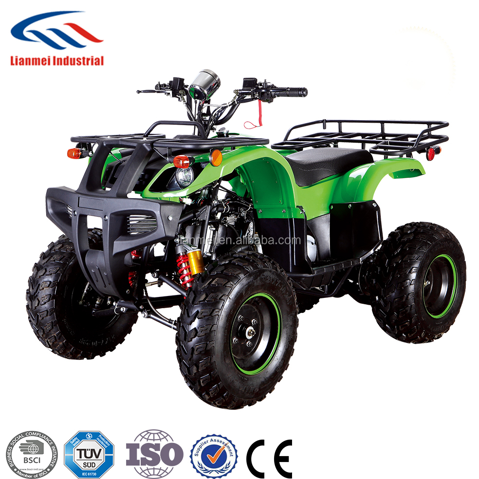 off road 4 wheel atv 150 cc with CE made in china