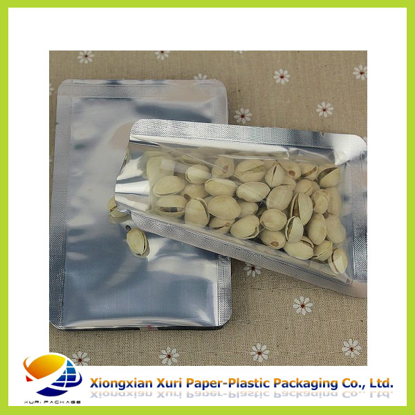 inflatable plastic packaging snack bag for potato chip