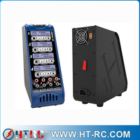 New arrival H800ACDC Quad battery charger more better than Hitec X4-80 4-PORT Multicharger