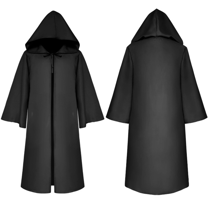 2019 new fasion children adult science fiction movie  costumes magic super hero sky war cloaks