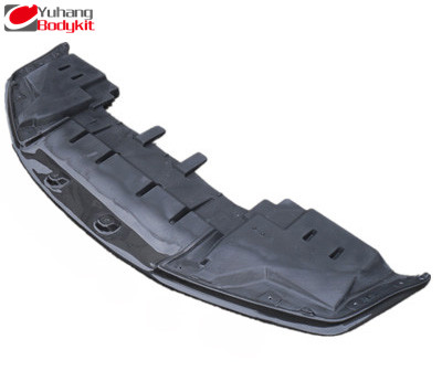 For 1999-2002 Skyline R34 GTR OEM Style Front Bumper Nismo Style Bottom Lip with Undertray Carbon Fiber