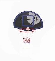 Kid's Wall Mounting Basketball Backboard