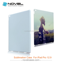 Hot New Product 3D sublimation phone case for iPad Pro