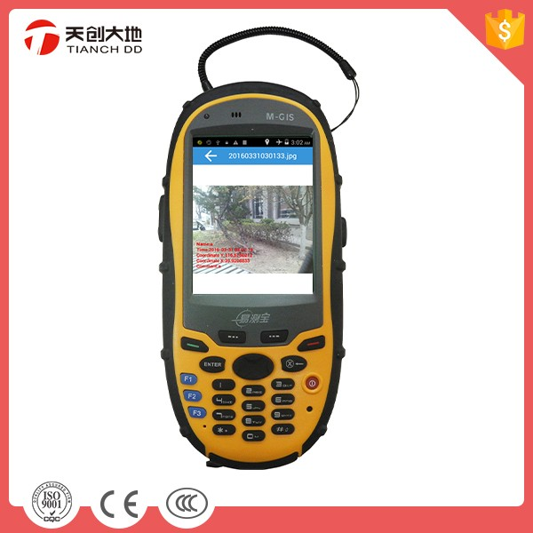 Lightweight Rugged Outdoor Using Mobile GPS Basic GIS