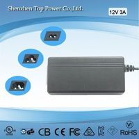 Black And White Transformer Adapter 36W